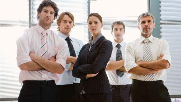 Ve velkých firmách v Česku stále platí, že ženský hlas není příliš slyšet - Ilustrační foto.