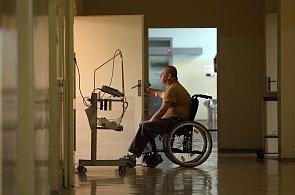 Pacient FN Bulovka - ilustrační foto