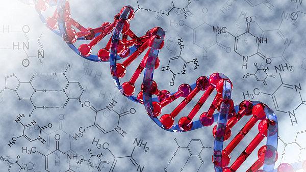 DNA, ilustrační foto