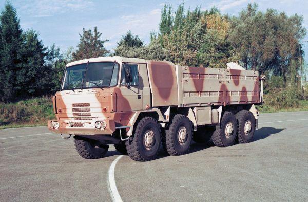 Tatra LIWA dodávaná do SAE z roku 1997