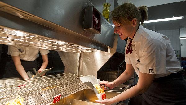 Rychl� ob�erstven� McDonald's
