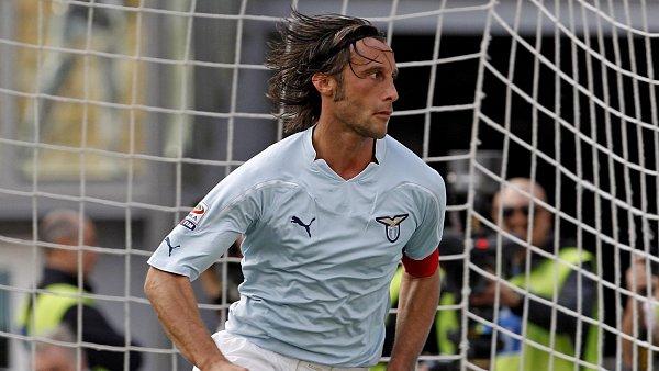 Stefano Mauri, kapit�n Lazia ��m