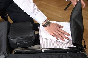 Jak zabalit kufr na dovolenou, aby se nic nezmačkalo? Podívejte se na jednoduché fígle