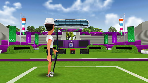 London 2012 Official Mobile Game