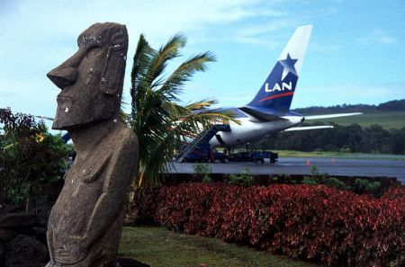Mezinárodní letiště Mataveri na Velikonočních ostrovech