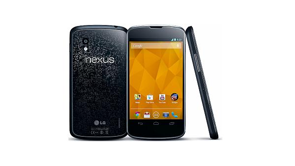 Nexus 4 od Googlu vyrábí LG Electronics