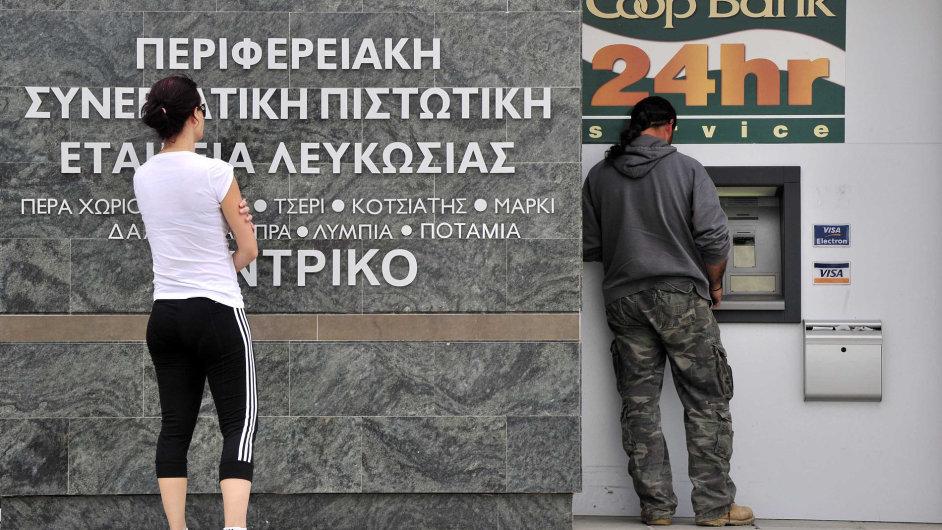 Bankomat na Kypru
