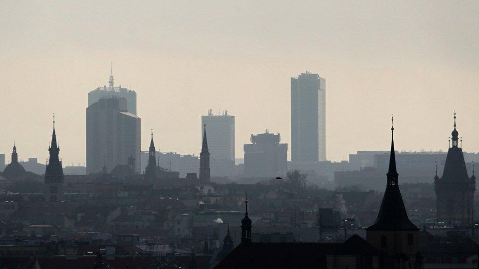 Praha je lákavá pro řetězce luxusních hotelů.