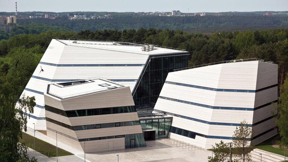 Univerzitní knihovna a vědecké informační centrum ve Vilniusu