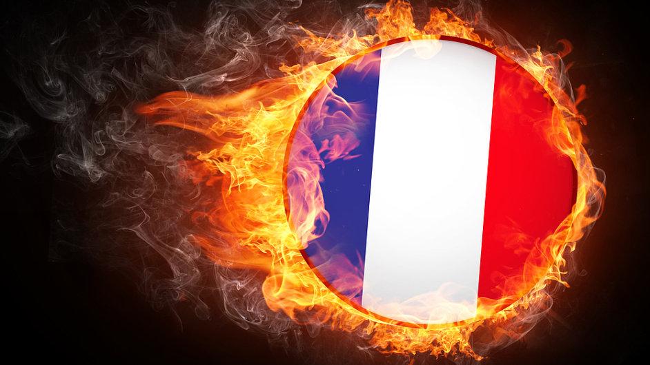 Francie, ilustrační foto.