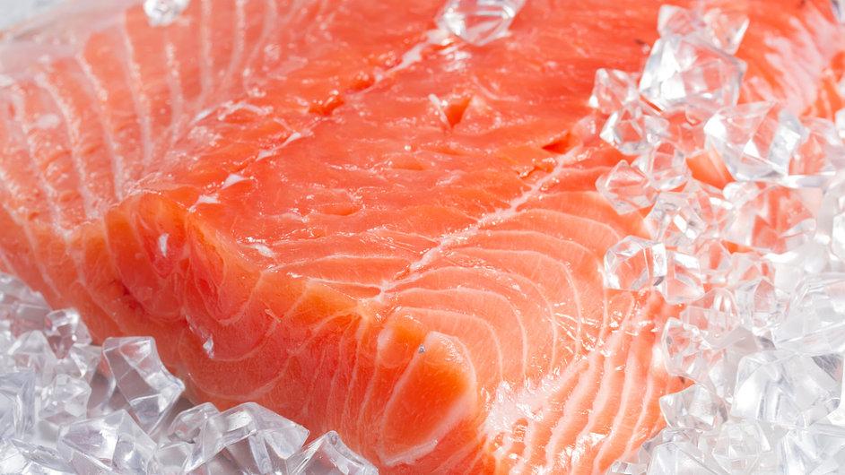 Losos a další norské ryby se díky výjimce v embargu vrací na ruské pulty