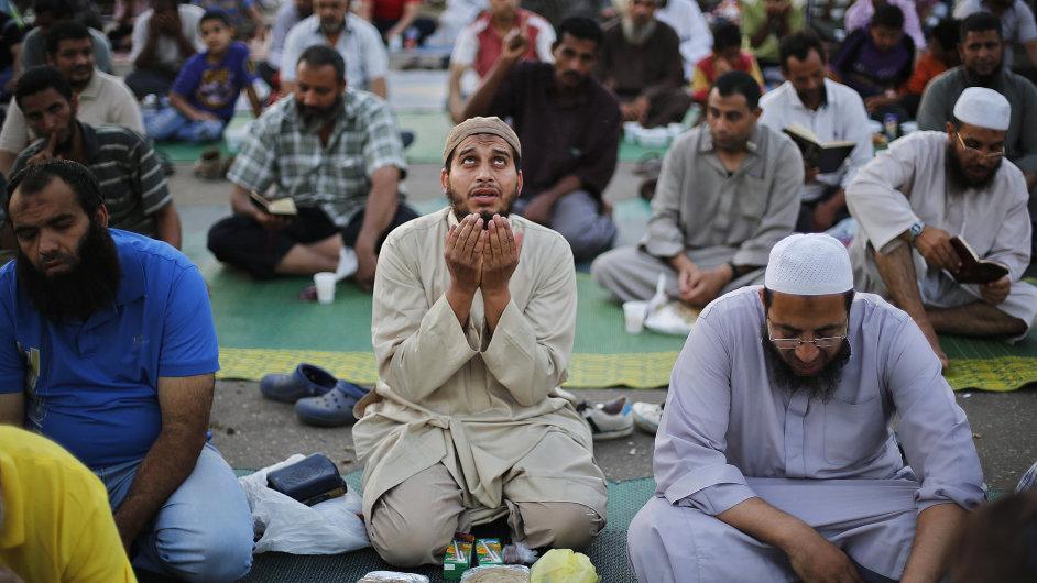 Na Blízkém východě začíná Ramadán