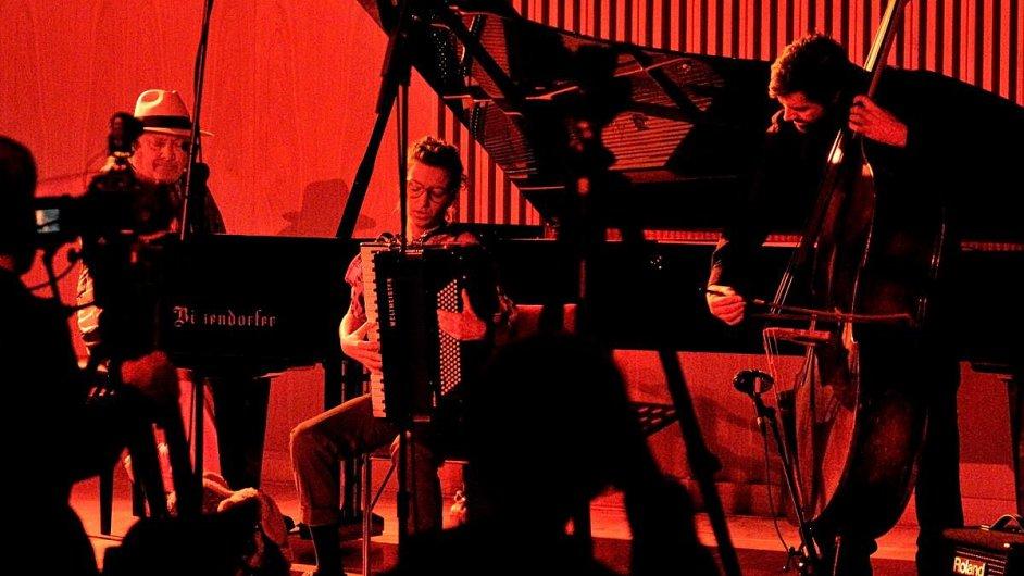 Úterní koncert v Domě kultury se jmenoval Into The Night