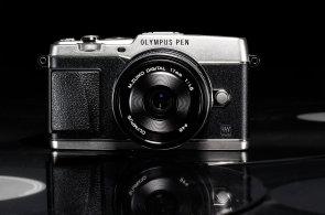 """Olympus PEN E-P5: Fešák bez zrcadla se skvělou stabilizací obrazu, wi-fi a """"instagramem"""""""