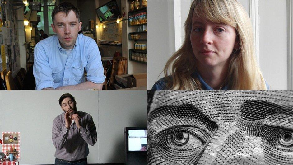 Čtyři umělci nominovaní na letošní Turner Prize.