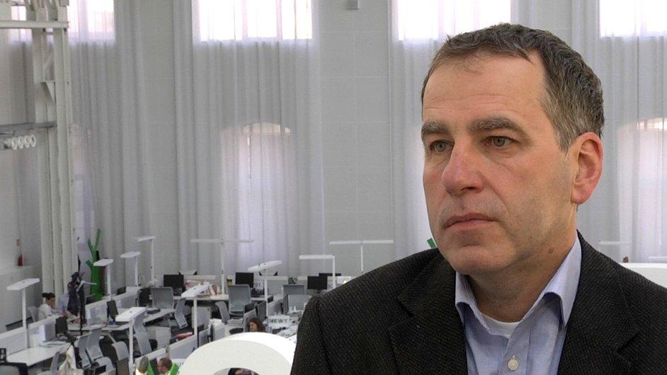 Luděk Niedermayer, europoslanec TOP 09