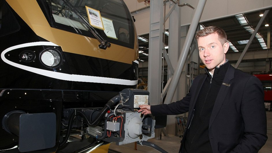 Majitel Leo Expressu Leoš Novotný