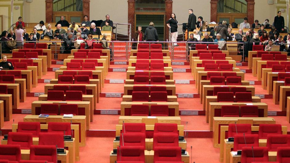 Ustavující zasedání zastupitelstva hlavního města Prahy