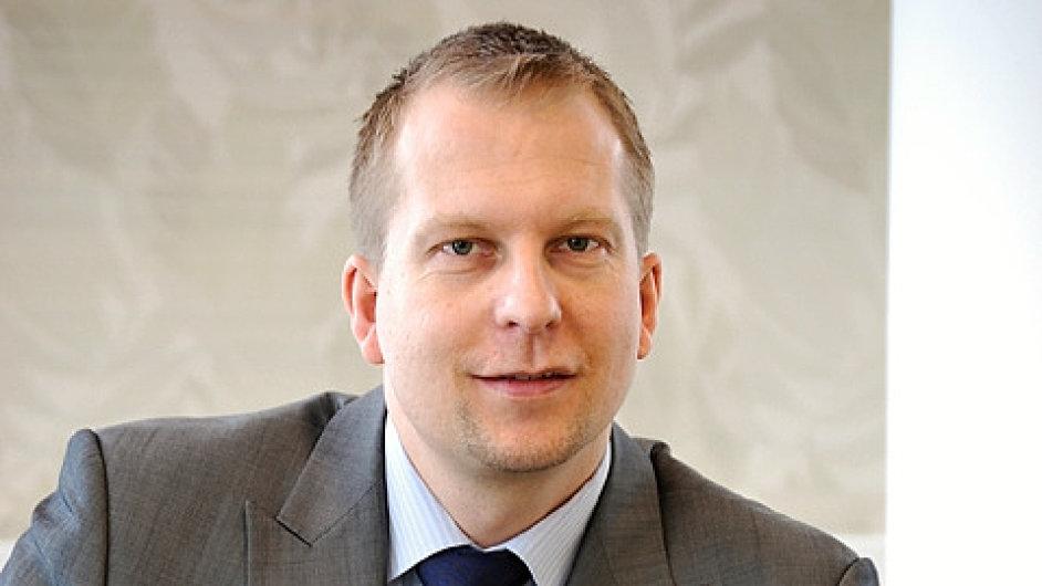 René Frydrych, obchodní ředitel interní distribuce, ING Pojišťovna