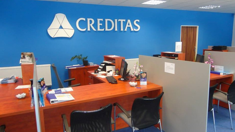 Image result for creditas pobočka