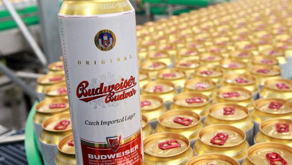 Budvar v ČR prodal o desetinu piva více než loni - Ilustrační foto.