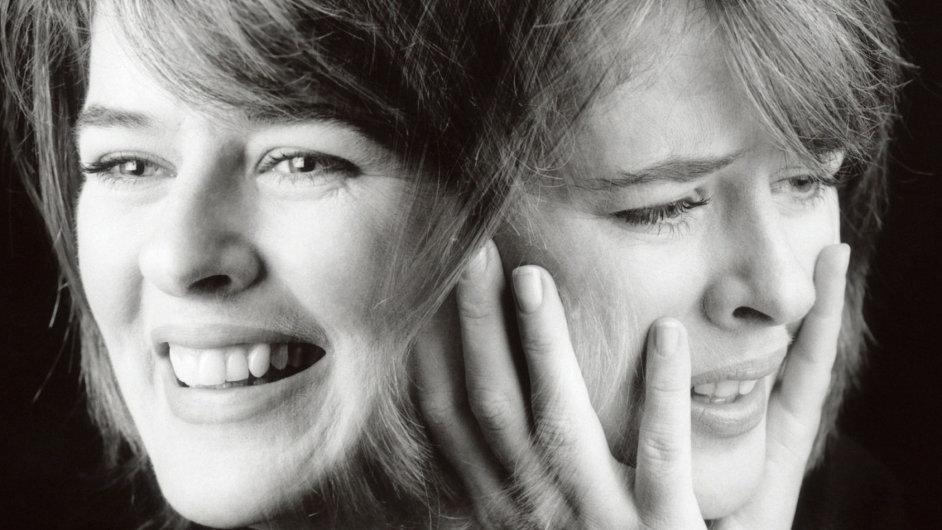 Schizofrenie jako rozpolcená osobnost - ilustrační foto