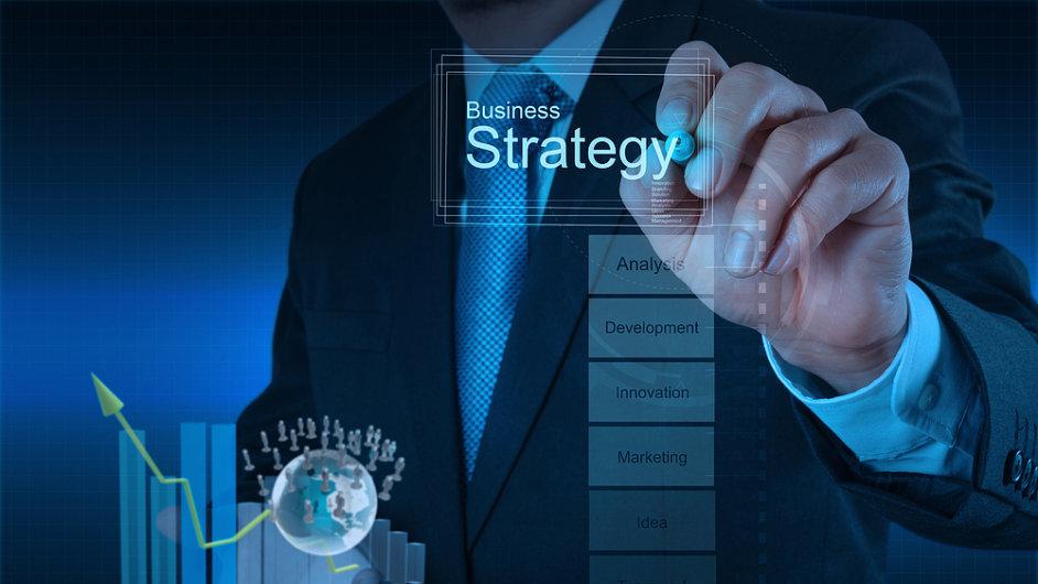 Pro úspěch v podnikání je potřeba nejen odhodlání, ale i dobře zvolená strategie.