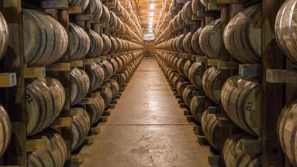 Stock rozšíří svou nabídku o irskou whisky - Ilustrační foto.