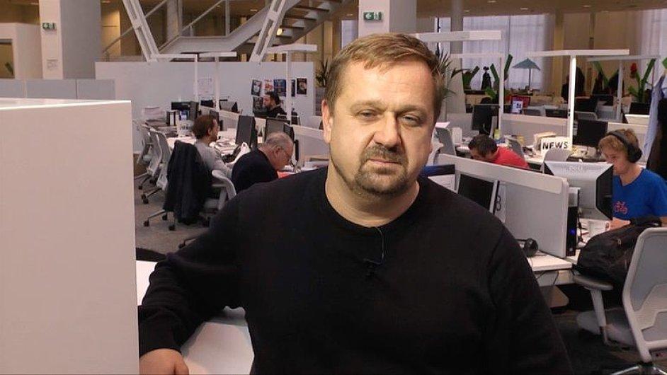 Komentátor HN Petr Fischer