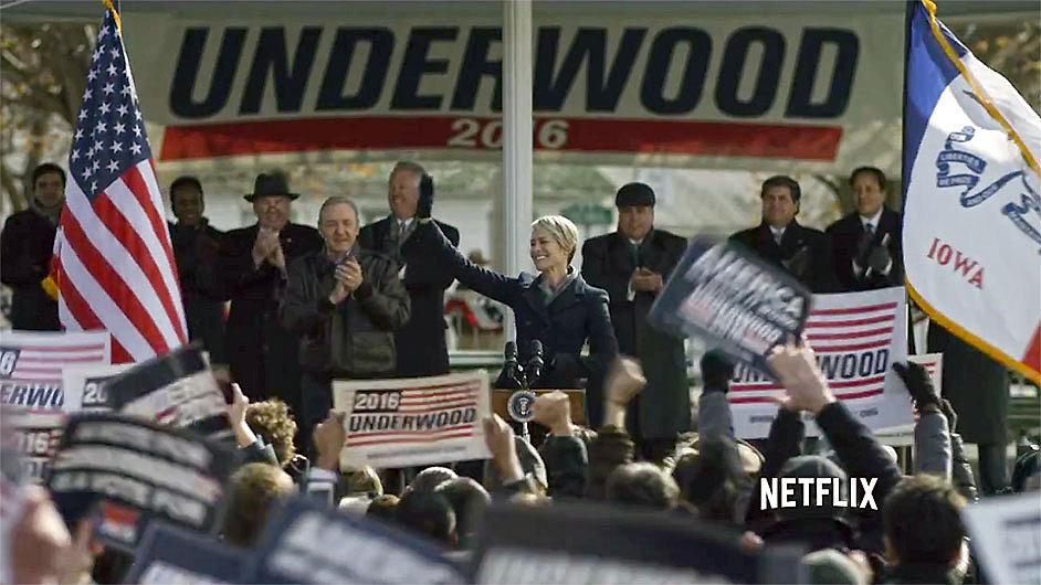 House of Cards 3 bude n stránkách Netflixu k dispozici od tohoto pátku