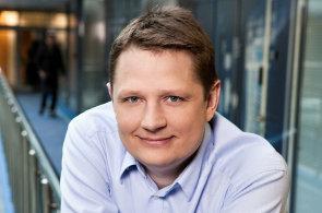 Paweł Kucharski, generální ředitel mBank pro Českou republiku