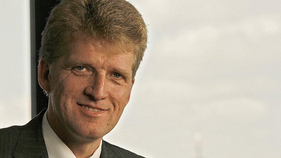 Uwe Schwalm, vedoucí partner poradenských a auditorských služeb pro německé klienty PwC Česká republika