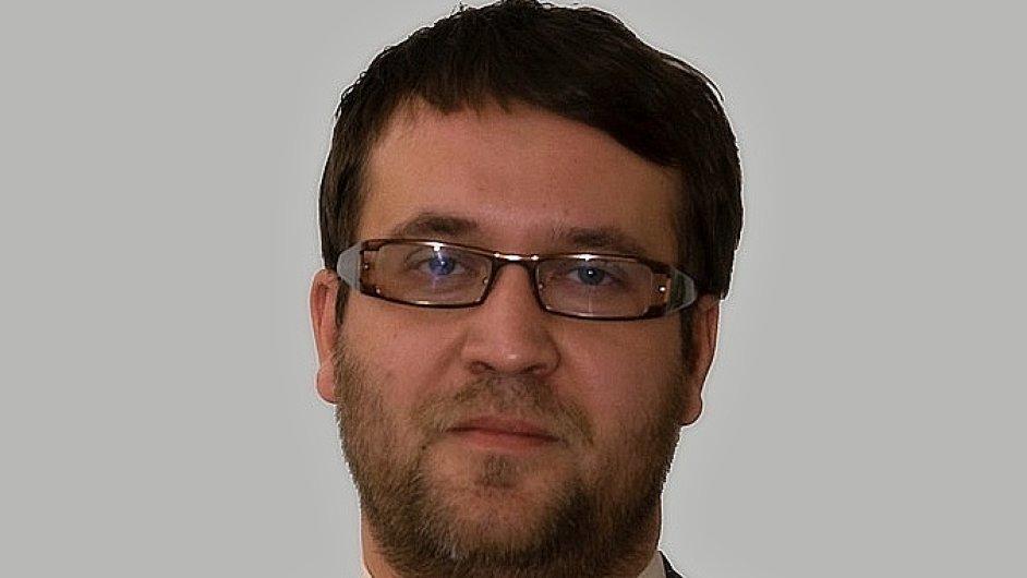 Anatol Pšenička, generální ředitel společnosti Severomoravské vodovody a kanalizace Ostrava