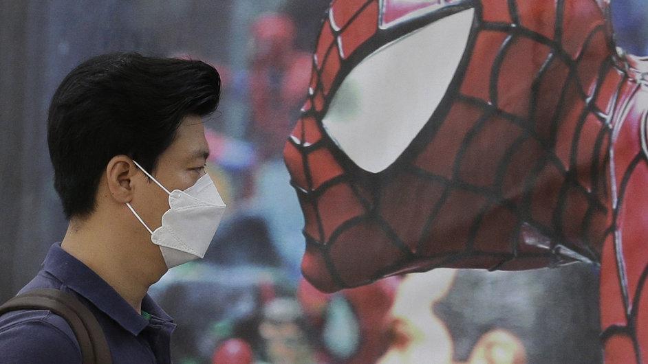 Korea bojuje se smrtící infekcí.