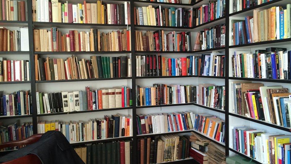 Knihovna (ilustrační foto)