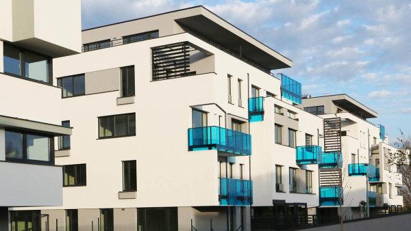 Ceny nových bytů v Praze meziročně vzrostly o 18,7 procenta.