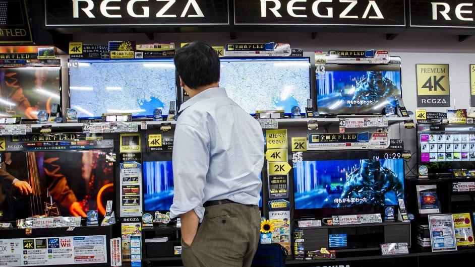 Japonská společnost Toshiba.