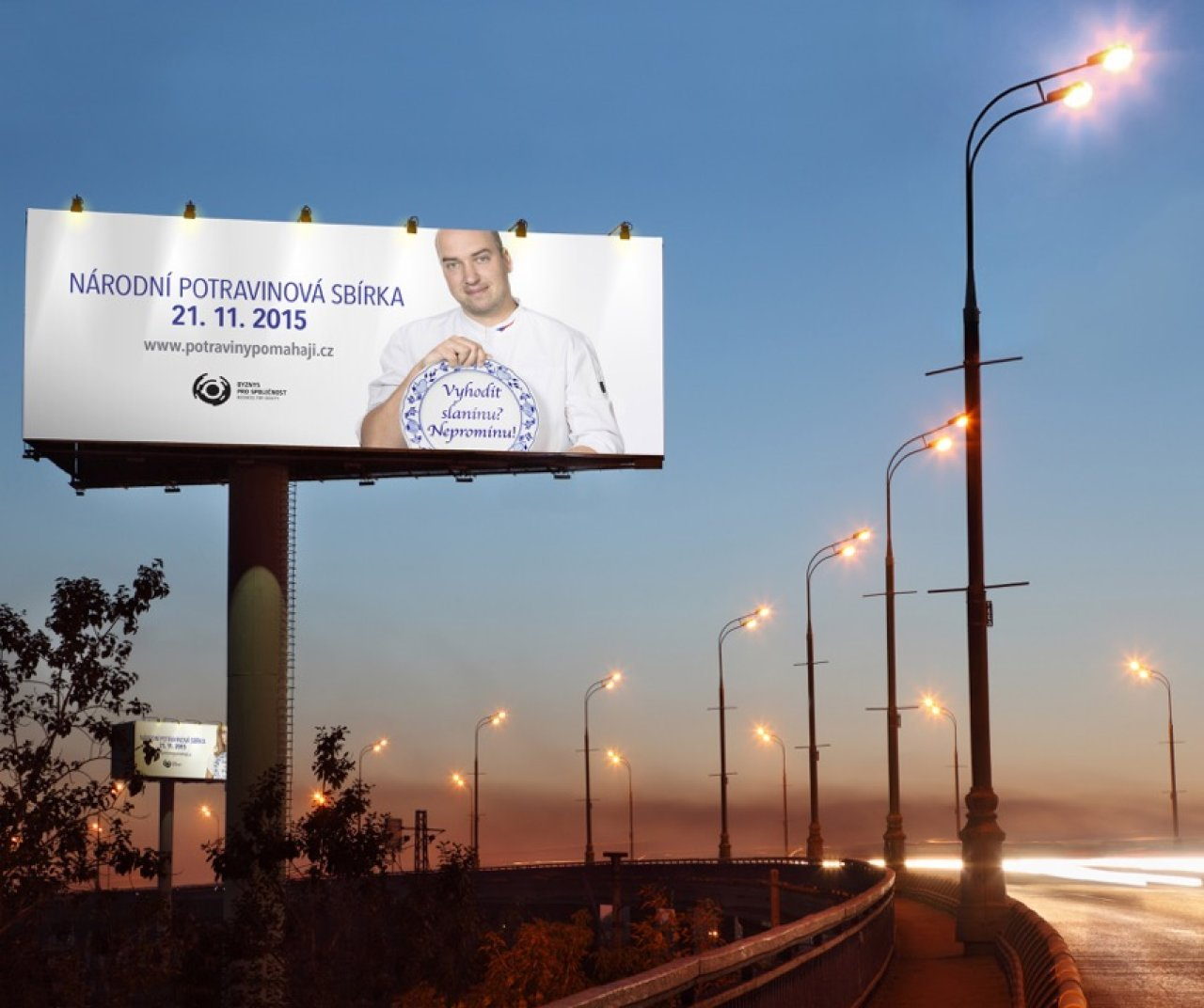 Kampaň Národní potravinové sbírky