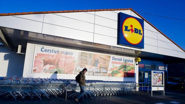 Obchody Lidl zvýšily v Česku zisk na 2,6 miliardy korun.