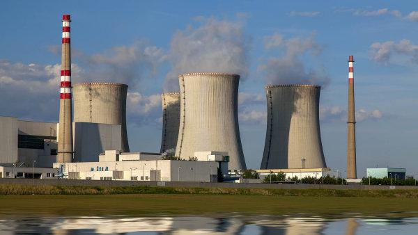 """Dana Drábová, šéfka Státního úřadu pro jadernou bezpečnost, říká, že naČEZ je """"opravdu naštvaná"""". Vadí jí způsob údržby atomových elektráren."""