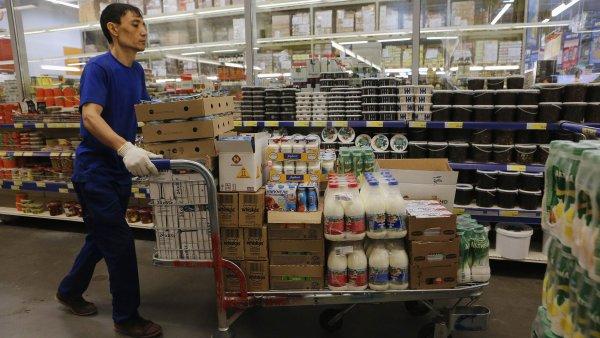 Ukrajina pl�nuje je�t� v�ce omezit dovoz rusk�ho zbo��. Naopak pro sebe hled� nov� exportn� trhy - Ilustra�n� foto.