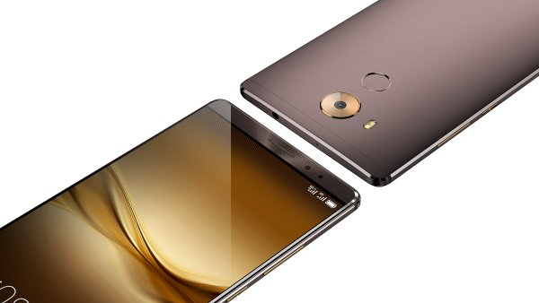 Obří telefon Huawei Mate 8