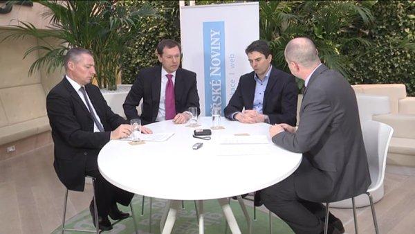 Kulatý stůl: Komoditní trhy a jejich obchodování