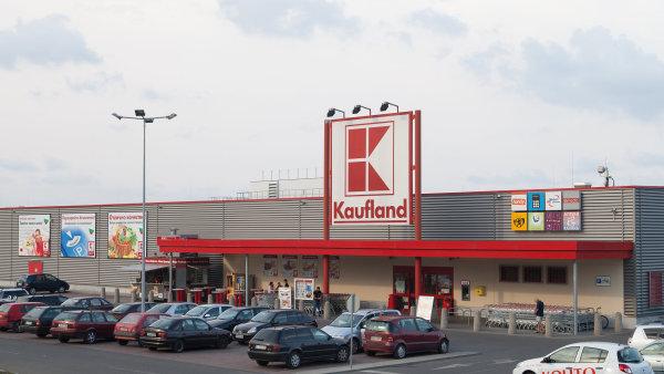 Řetězec Kaufland loni zvýšil tržby o sedm procent - Ilustrační foto.