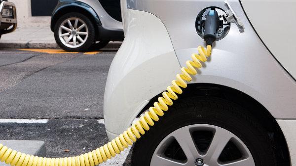 Čínský elektromobilový boom táhnou místní značky - Ilustrační foto.