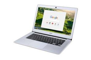 Test: Acer Chromebook 14 je elegantní hliníkový laptop s Full HD displejem za devět tisíc