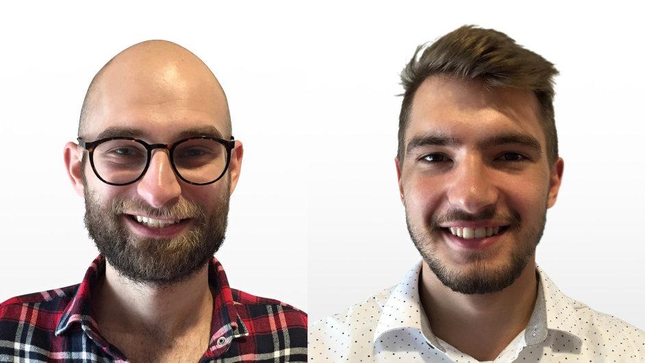 Jan Semilský a Michael Semrád, digitální agentura AITOM