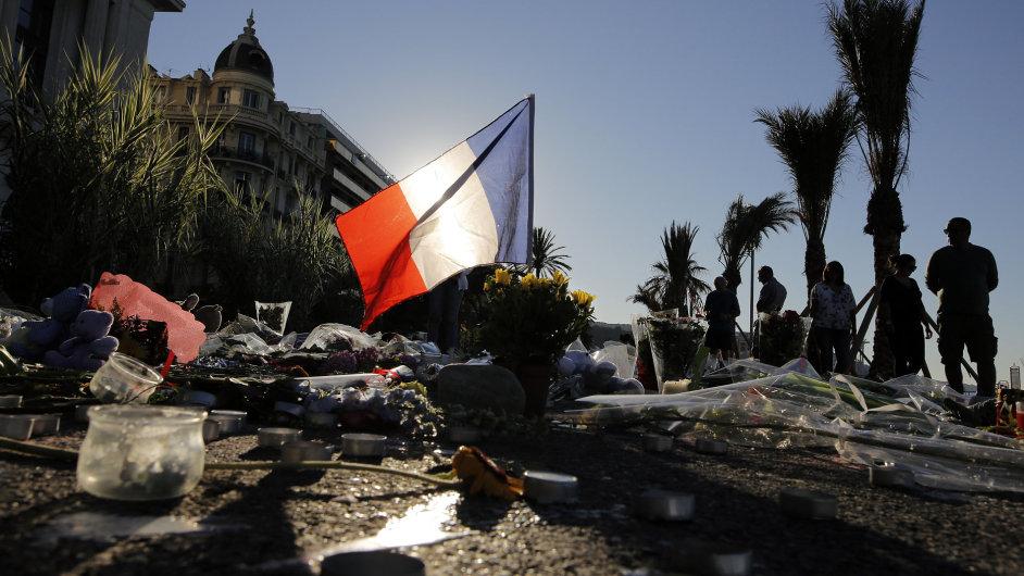Po útoku ve francouzském městě Nice