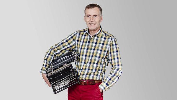 Otakar Frühbauer, jednatel společnosti Seteva