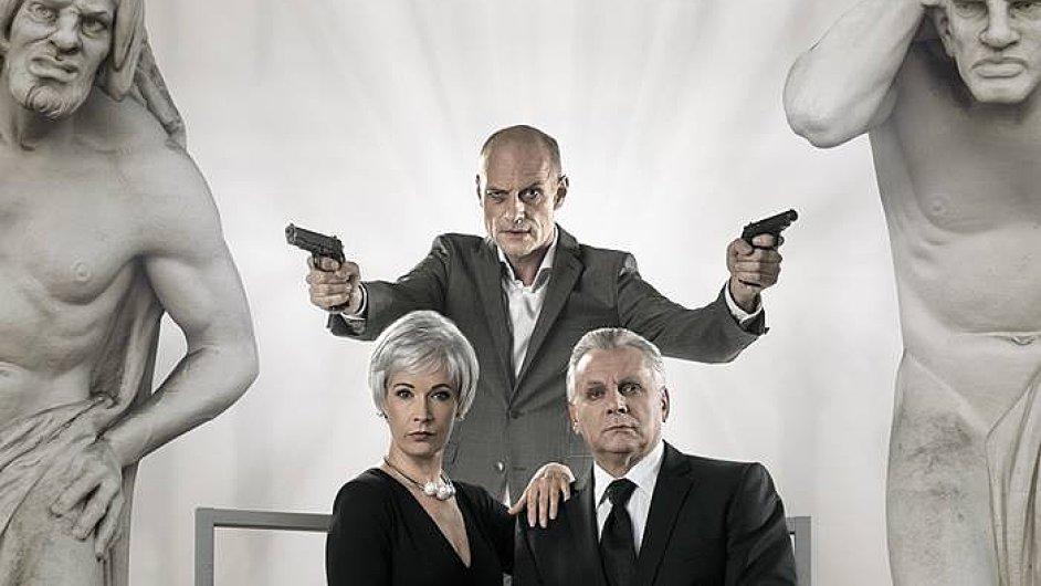 Inscenace hry Frank V. bude mít v Brně premiéru 10. září.